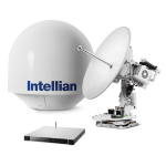 Intellian® v80G KU-band VSAT satellite internet system
