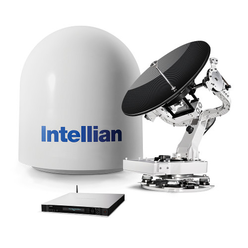 Intellian® v60KA KA-band VSAT antenna + ACU