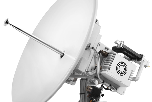 Intellian® v80 KU-band VSAT internet satellite system